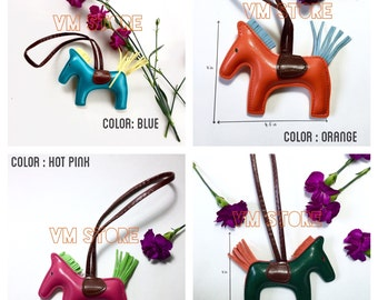 handmade-Price limited time only Rodeo bag charm, available in many colors, free shipping (US only)
