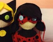 Miraculous Ladybug Doll