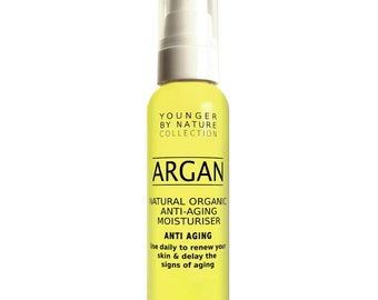 Argan Oil 65ml 100% Pure Moroccan Argan Oil for Skin Care and Hair Treatment
