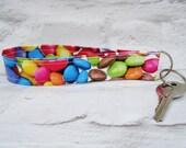 Key fob, Key lanyard, Lanyard, Wrist strap,  Keychain, UK shop