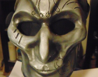 Jhin from League of Legends Mask