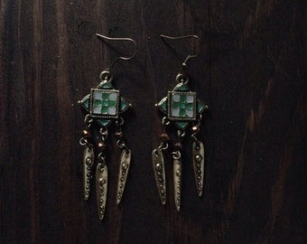 Budapest Chandelier Earrings