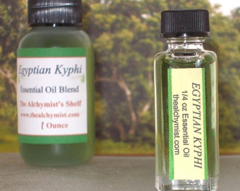 Kyphi Egyptian Essential Oil Wiccan Craft Pagan Altar Ritual Holy Spell Special
