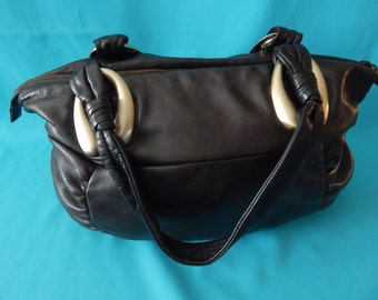Handbag Via Spiga Italian Leather
