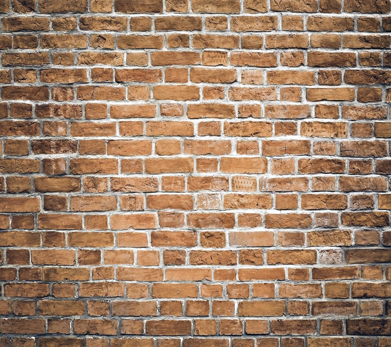 Old red brick backdrop rustic aged brick wall printed - Ladrillo rustico envejecido ...