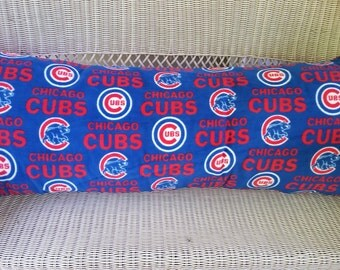 Chicago Cubs Body Pillow Cover