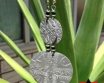 Shika African Earrings RLW55