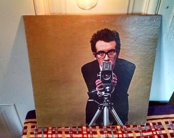 Elvis Costello This Years Model vintage vinyl record 1978