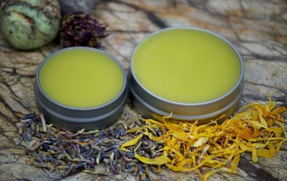 Herbal Salve-Gardeners Balm-Cuticle Cream-Hand Balm-Tattoo Balm-Tattoo Aftercare-Working Hands-Healing Salve-Hand Salve-Healing Salve