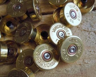 Winchester 12 gauge shotgun shell head stamps (25 size lot).