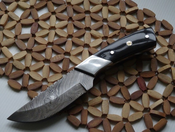 how to make damascus steel billet