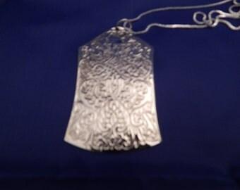 Silverware Necklace