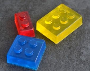 Lego® brick Soap