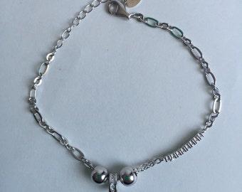 925 Fancy Sterling Silver Bracelet