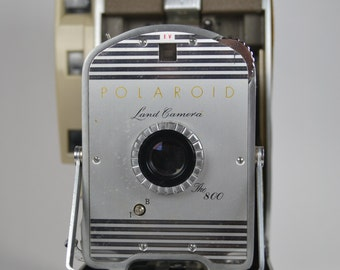 Polaroid The 800 Land Camera