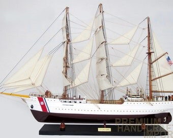 US Coast Guard Eagle Ship Model 30""