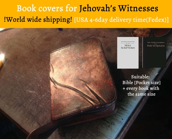 Leather Book Cover For The Nwt Bible Book Cover For The Nwt - Imagez co