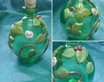 Witch Bottle Pagan/ wiccan