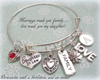Special Wedding Gift For Daughter In Law : Daughter in Law Gift, Personalized Gift, Wedding Gift for New Daughter ...