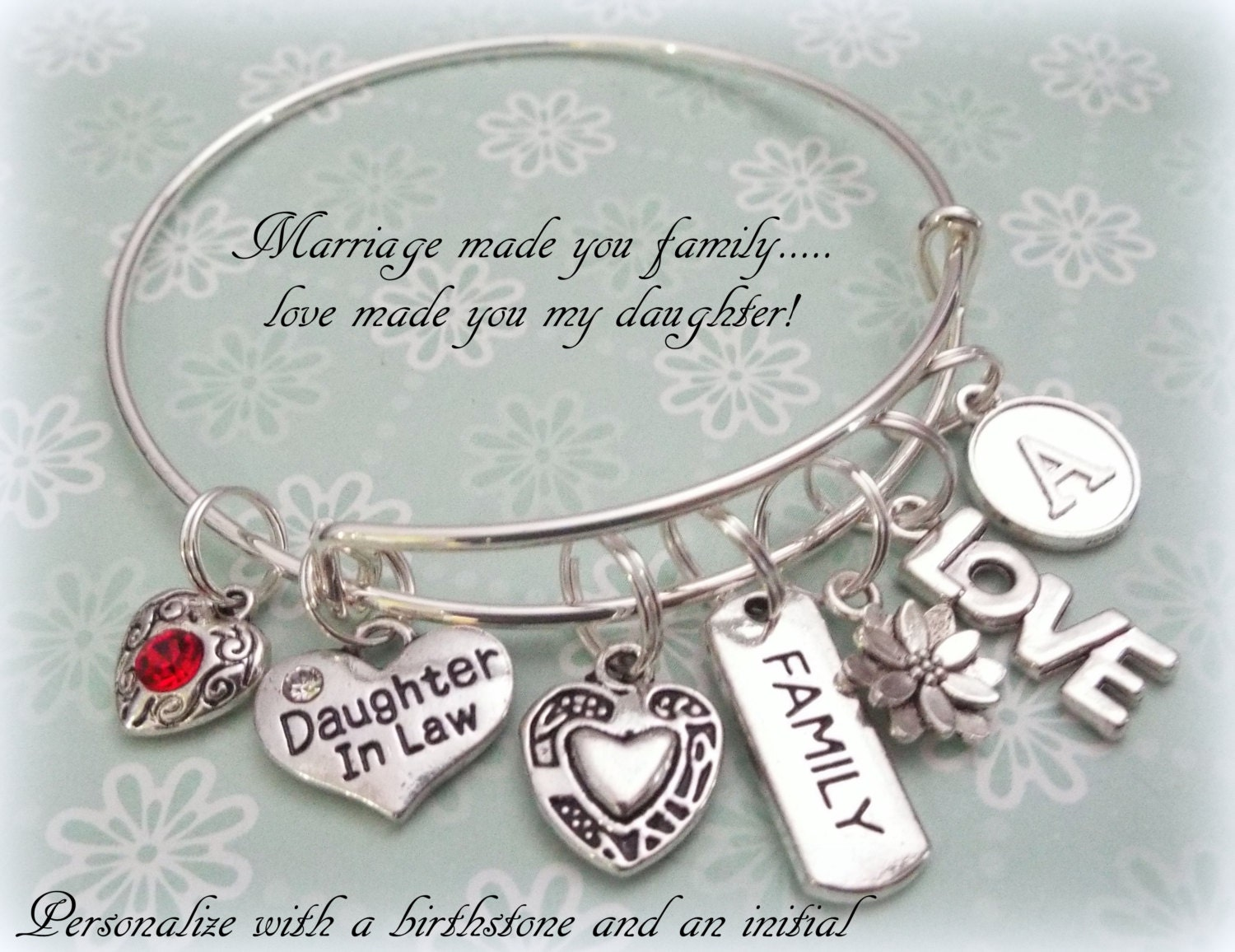 Daughter in Law Gift Personalized Gift Wedding Gift for New