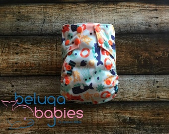All In Two Cloth Diaper