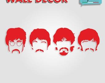 home decor Beatles