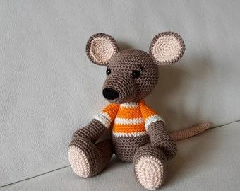 MOUSE crochet - Amigurumi