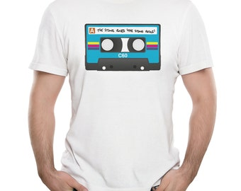 The Stone Roses - Cassette T Shirt