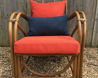 Single vintage 'Lusty' chair by W Lusty & Sons