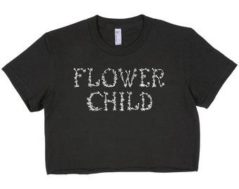 Flower Child Crop Top