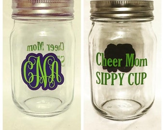 Cheer Mom Sippy cup