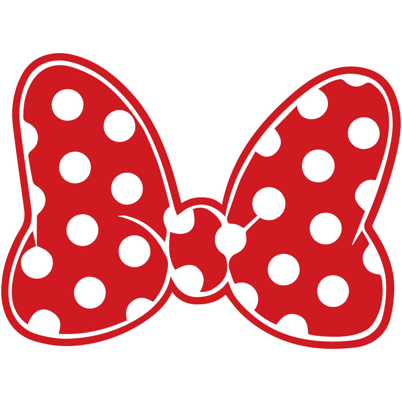 minnie mouse polka dot bow walt disney land world decal walt disney world castle clip art Walt Disney World Logo