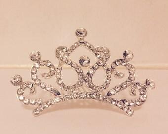 Audrey Hepburn Tiara– Breakfast at Tiffany's Costume Jewelry