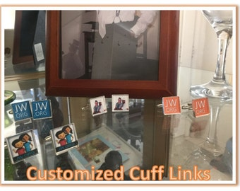 Customized Cufflink