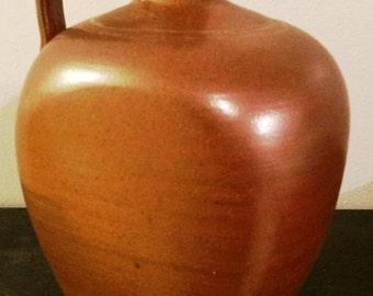 Antique terracotta jar