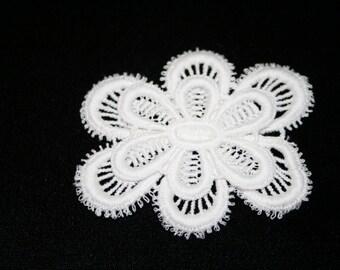Layered Flower Medallion