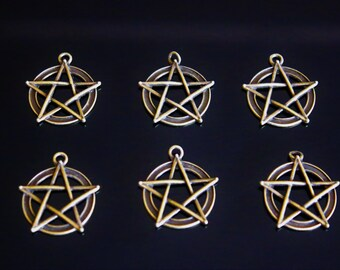 Pentagram Charm [Can Only Be Purchase w/ Collar]