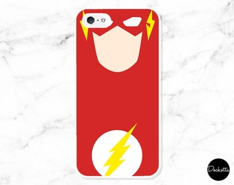The Flash Minimalist iPhone & Samsung Case
