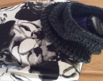 Crochet Infinity Scart