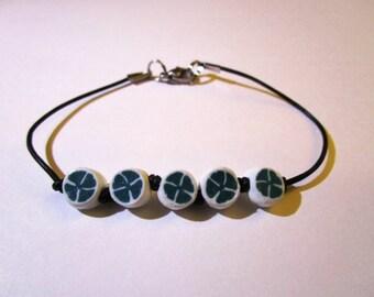 Bracelet lucky clover