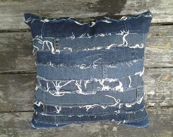 Cushion Cover B1 -  Denim 40x40