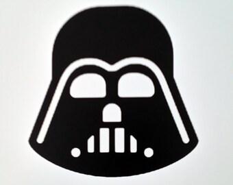 Star Wars Inspired Darth Vader & Star Wars Decal