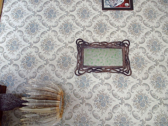 Specchiera eco design cornice per specchio in carta - Carta a specchio ...