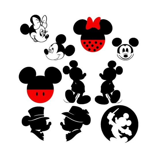 mickey mouse cut s - photo #28