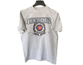 Vintage 1992 Chicago Cubs Tee