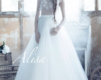 Wedding dress Kendall collection Alisa 2016