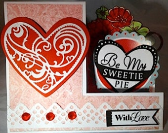 Be My Sweetie Pie Card