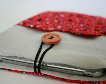 Handmade iPad mini case, iPad mini sleeve, iPad mini cover