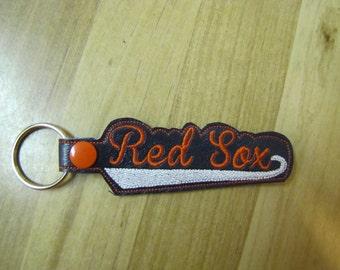 Boston Red Sox Key Fob