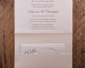 Taupe Invitation, Taupe Wedding Invitation, Taupe Invitations, Taupe Wedding Invitations, Lace Wedding Invitation, Lace Wedding Invitations